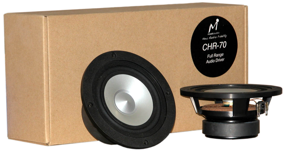 Mark Audio CHR70