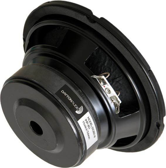 dayton audio dc160-8 post