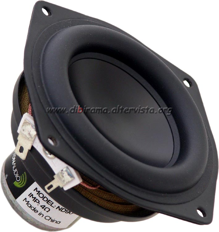 dayton audio nd90-4 front