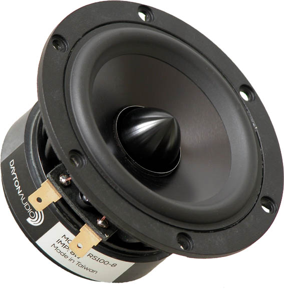 dayton audio rs100-8 front